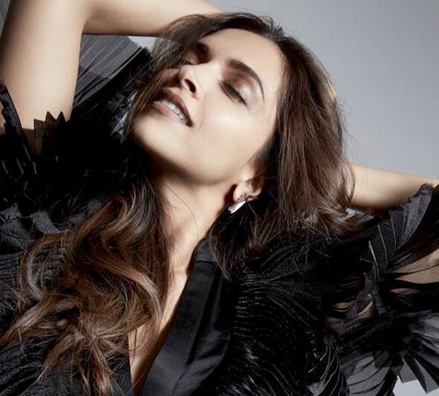 Deepika Padukone on Tings London magazine photoshoot