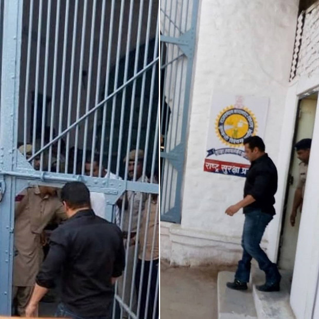 FIRST pics out: Salman Khan locked up in Jodhpur Central Jail