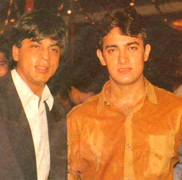 FLASHBACK FRIDAY: When Aamir Khan almost shot for Darr before being REPLACED by Shah Rukh Khan