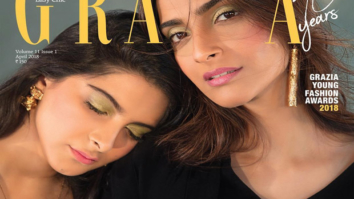 Sonam Kapoor and Rhea Kapoor turn cover girls for Grazia