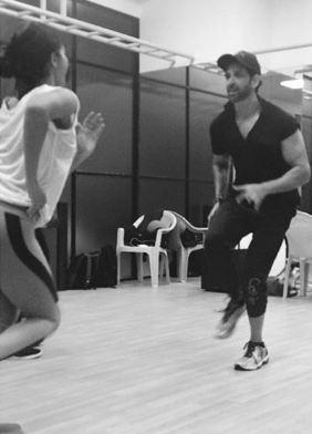 SNEAK PEEK: Here's how Hrithik Roshan is rehearsing for the upcoming IPL