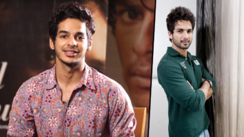 I'd LOVE to do a Musical with Shahid Kapoor Ishaan Khattar