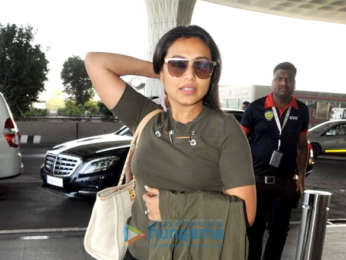Kangana Ranaut, Anushka Sharma and others snapped at the airport