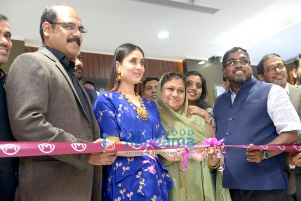 Kareena Kapoor Khan graces the Malabar Gold & Diamonds 5th store launch in New Delhi