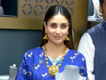 Kareena Kapoor Khan graces the Malabar Gold & Diamonds 5th store launch in New Delhi