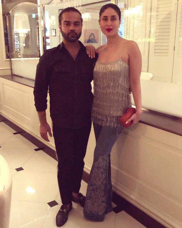 Kareena Kapoor Khan Is His Favourite Muse Confesses Pakistani Designer Faraz Manan Bollywood News Bollywood Hungama