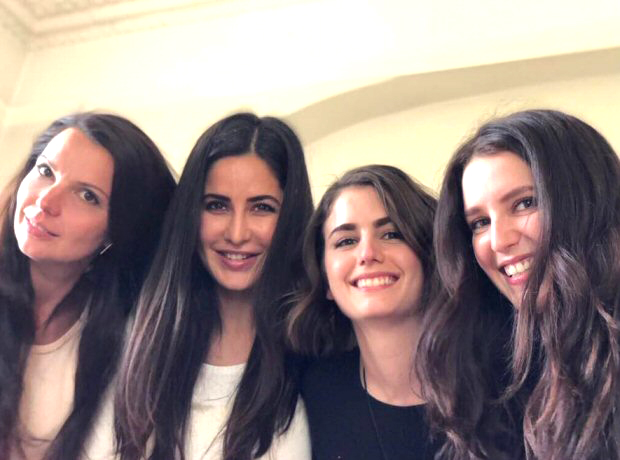 FAM JAM! Katrina Kaif introduces her sisters on social ...