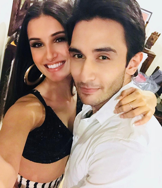 LOVE IS IN THE AIR! Student Of The Year Tara Sutaria and Vinod Mehra's son Rohan Mehra paint the town red