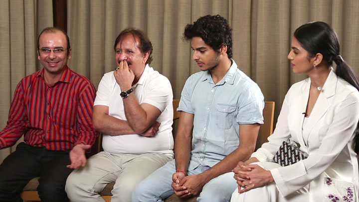 "Majid Majidi: ""My Fortune Was My Cast & Crew"" 
