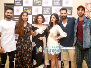 Mouni Roy and others attend Shakti Mohan's Nritya Shakti celebrations for 'World Dance Day'