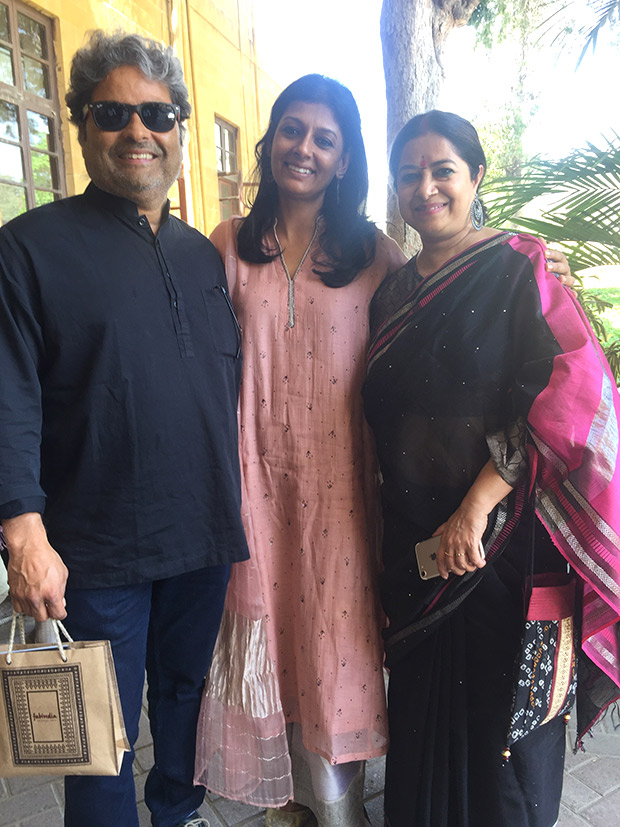 Nandita Das shares warm thoughts & cosy pictures from Pakistan