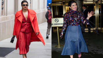On Fleek in Red or All kinds of Jazz in Shimmer- There is never a dull moment in the life of Priyanka Chopra