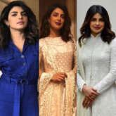 Priyanka Chopra flits styles on her short India trip