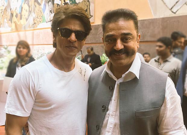 REVEALED: Shah Rukh Khan gets the rights of his film with Kamal Haasan and Rani Mukerji, Hey Ram