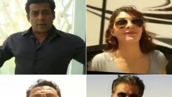 WATCH: Salman Khan, Jacqueline Fernandez, Bobby Deol and others share a birthday video for Race 3 director Remo D'souza