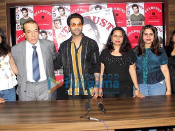 Rajkummar Rao unveils the May issue of Stardust