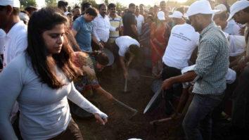 Sai Tamhankar to celebrate'Maharashtra Day by doing Shramdaan for Aamir Khan's Paani Foundation