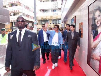 Shah Rukh Khan snapped in Dubai
