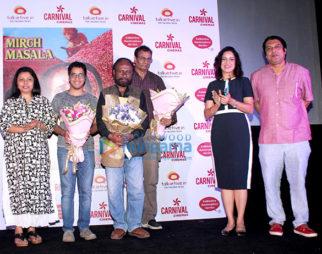 Special screening of National Award winning classic film 'Mirch Masala' at Matterden Carnival Cinemas