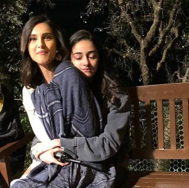 Student Of The Year 2 Ananya Panday and Tara Sutaria are the new BFFs in B-town