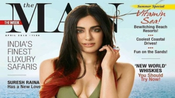 Adah Sharma On the covers Of The Man