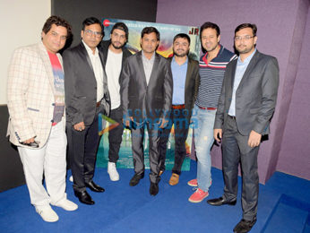 Trailer & song launch of the film 'Tishnagi'
