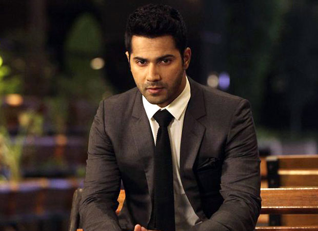 Varun Dhawan insists on taking opening credit after the ladies in October