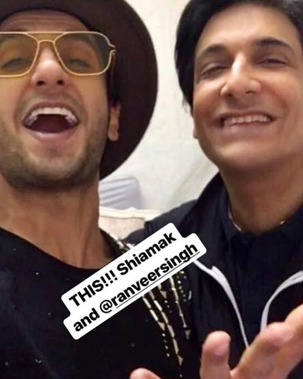 WATCH: Ranveer Singh sets the stage on fire with 'Khalibali', 'Malhari,' 'Ainvayi Ainvayi'; hangs out with Dia Mirza and Shraddha Kapoor