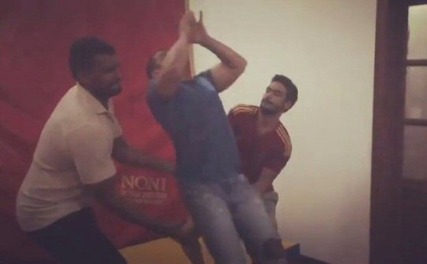 WHOA! Salman Khan attempts backflip for Sultan in this throwback video