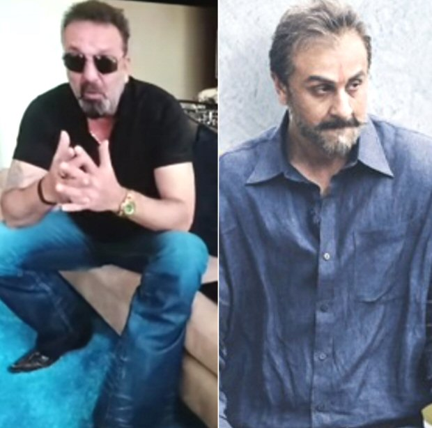 Watch: Sanjay Dutt REACTS to Sanju teaser starring Ranbir Kapoor