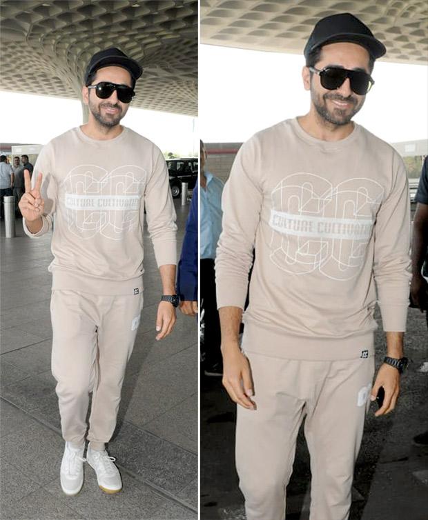 Weekly Celebrity Airport Style - Ayushmann Khurrana