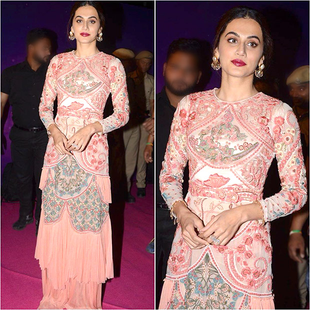 Weekly Worst Dressed Celebrities - Taapsee Pannu