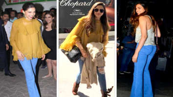 When Deepika Padukone didn't give two hoots about repeating Chloe top and Stella McCartney denim for an event with Ranbir Kapoor