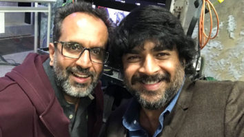 #3YearsofTanuWedsManuReturns R Madhavan reunites with Aanand L Rai on the sets of Shah Rukh Khan starrer Zero