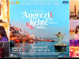 First Look Of The Movie Angrezi Mein Kehte Hain