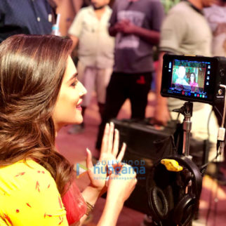 On The Sets Of The Movie Arjun Patiala