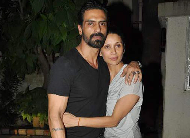 Arjun Rampal called Mehr Jesia the most IRRESTIBLE woman on earth in this interview shortly before their marriage