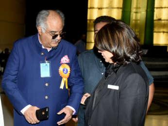 Boney Kapoor, Janhvi Kapoor, AR Rahman, Akshaye Khanna and others attend National Film Awards 2018