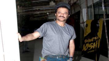 Celebs grace the screening of the film Bhavesh Joshi Superhero at Sunny Super Sound in Juhu