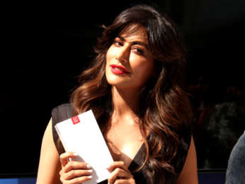 Chitrangda Singh graces the launch of OnePlus 6 mobile phone