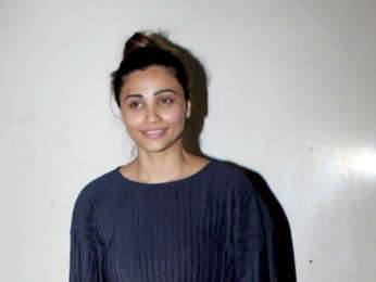 Daisy Shah spotted at Sunny Super Sound in Juhu