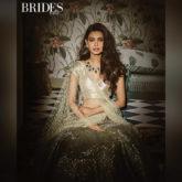 Diana Penty for Brides Today photoshoot with Abhinav Mishra