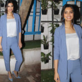 Diana Penty for Parmanu_ The Story Of Pokhran promotions