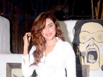 Gizele Thakral snapped in Mumbai