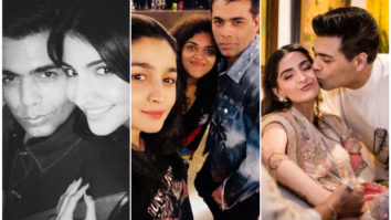 Happy Birthday Karan Johar Alia Bhatt, Parineeti Chopra, Katrina Kaif, Anushka Sharma and others share heartwarming birthday messages