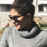 Jacqueline Fernandez confesses that they shot Race 3 in extreme climate in Kashmir