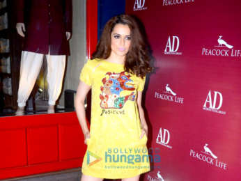 Kangana Ranaut graces The Travel Issue of Architectural Digest India event by interior Designer Shabnam Gupta