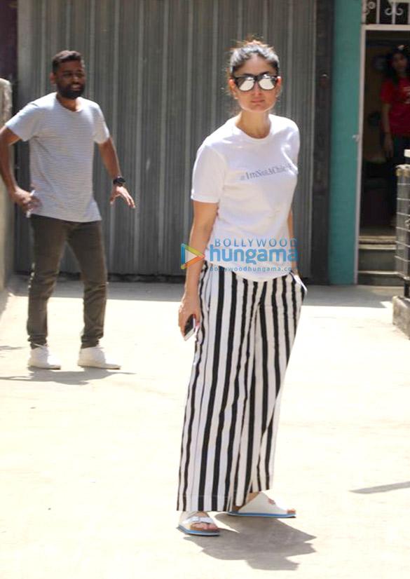 Kareena Kapoor Khan spotted in Khar