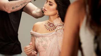 Katrina Kaif for Kalyan Jewellers photoshoot