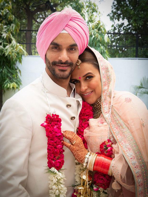 Neha Dhupia – Angad Bedi wedding 'Bhag Ke Shaadi Kar Li' to 'One tight whack for this super-secret thing' – Bollywood REACTS features